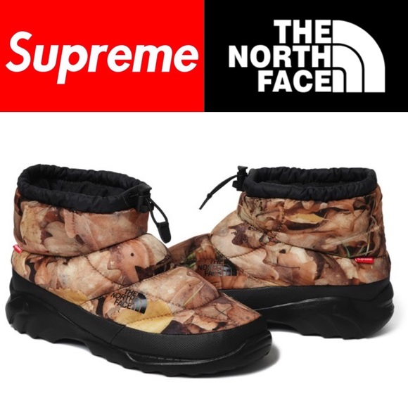 80116ff95c Men s New Supreme x The North Face Nuptse Bootie. M 5aba643d3a112eae469f0a09